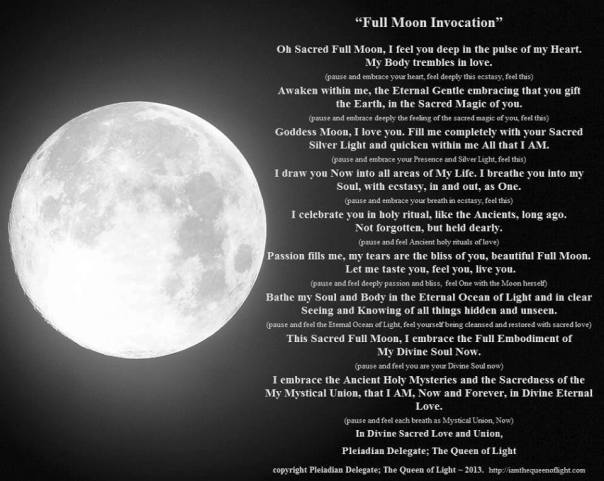 PleiadianDelegateFullMoonInvocation