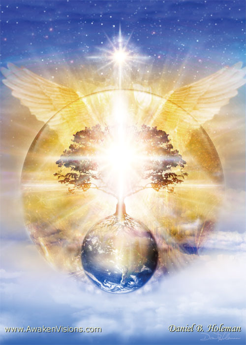 Heavenly Higher Self
