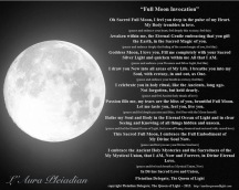 Full Moon Invocation