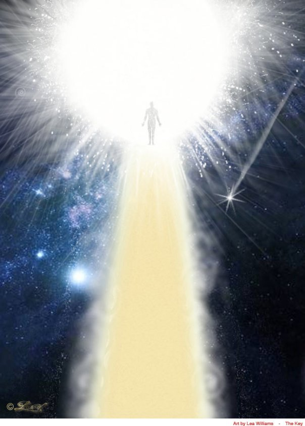 Divine Original Light